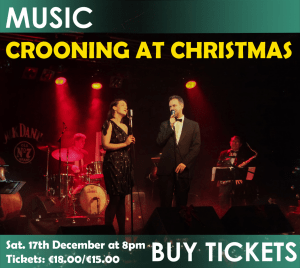 Crooning At Christmas By Liam O'Brien At Nenagh Arts Centre