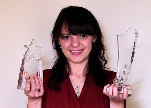 Jennifer Nickerson Tipperary's Best Young Entrepreneur 2016