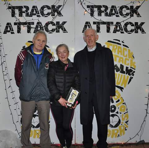 Paddy Dolan, Helen Hurley (Track-Attacker of the Year), Ger Ryan
