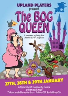 Upland players the bog queen
