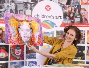TIPPERARY STUDENT BRINGS COLOUR TO ART COMPETITION