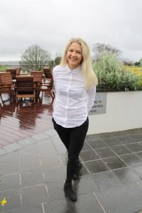 Deimante Butkute represents Tipperary at Foróige National Volunteer Conference