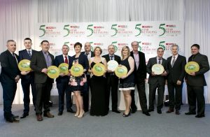 Tipperary SPAR Stores Recognised As Best In Class At Top Of The Tree Awards
