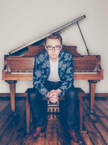 Josh Christina Brings His Irish Rockabilly Nights Tour To Birr Theatre
