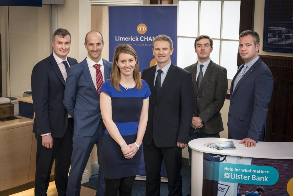 Hear about the Impact of Brexit on the Midwest at Limerick Chamber Spring Business Lunch