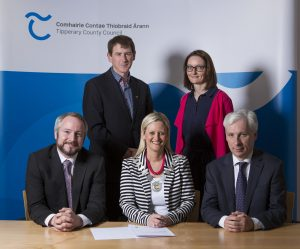 Tipperary On Track To Achieve 33% Energy Reduction Target By 2020