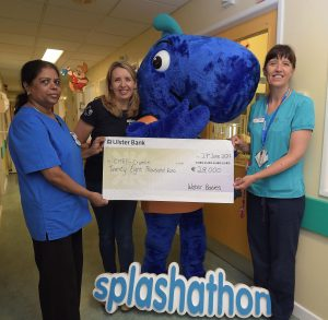 Tipperary Water Babies Help Raise €28,000 For Nazareth Ward At Our Lady's Children's Hospital Crumlin