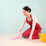 床の拭き掃除にセスキを使う場合に必ず注意してほしいこと