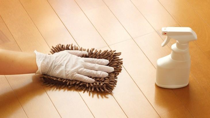 拭き掃除の洗剤を手作り!いろいろな場所に使えます