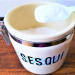 五徳掃除にはセスキ炭酸ソーダ!セスキの効果と掃除のコツ