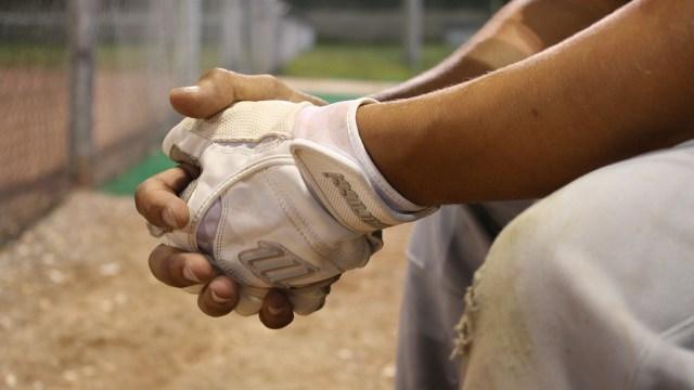 若手野球選手