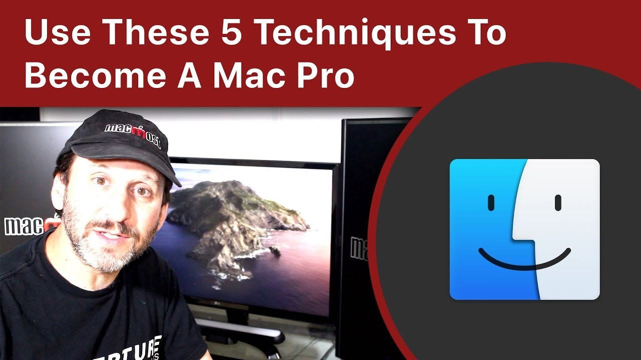 Use These 5 Techniques To Become A Mac Pro