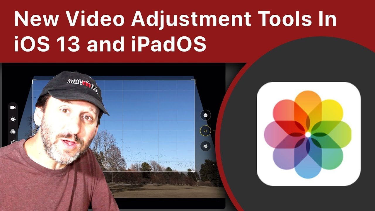 New Video Adjustment Tools In iOS 13 and iPadOS