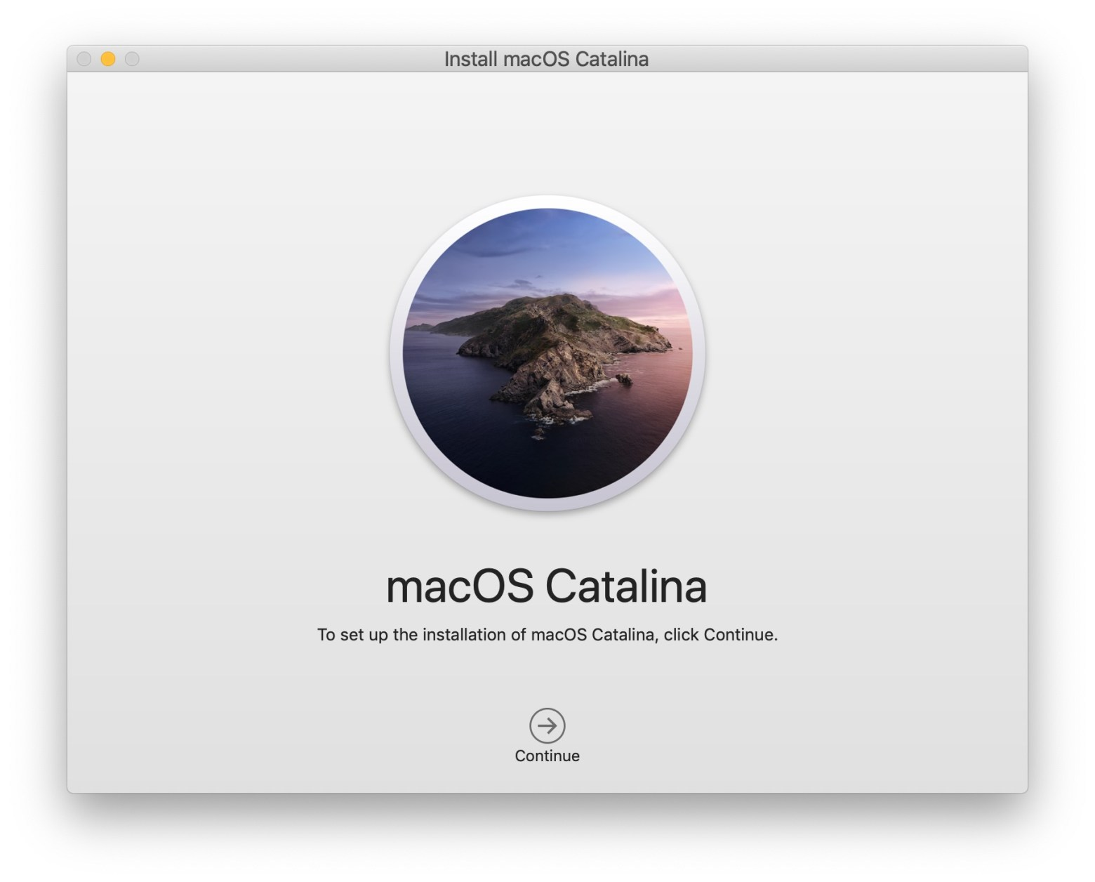 How to Update & Install MacOS Catalina