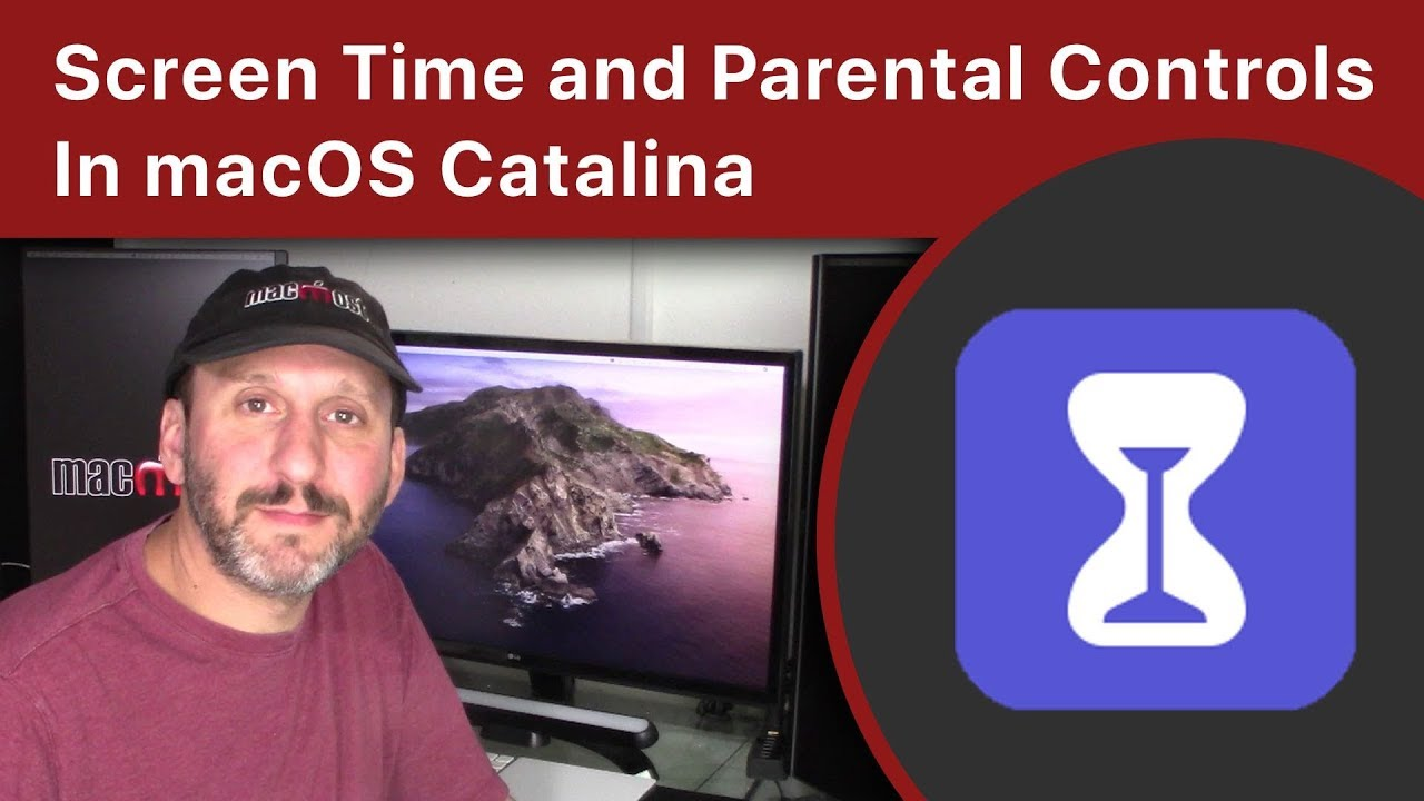 Screen Time and Parental Controls In macOS Catalina