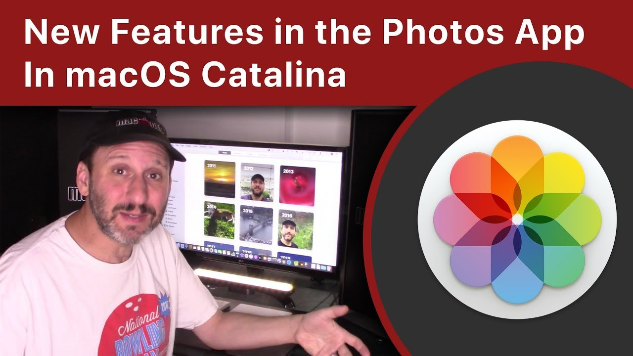 New Features in the Photos App In macOS Catalina