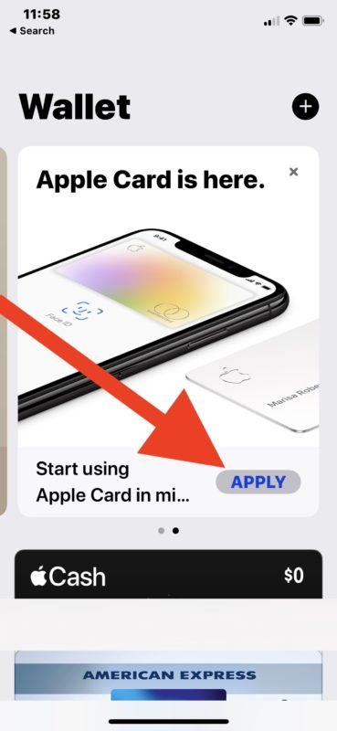 How to apply for Apple Card on iPhone