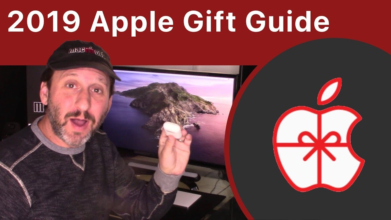 2019 Apple Gift Guide