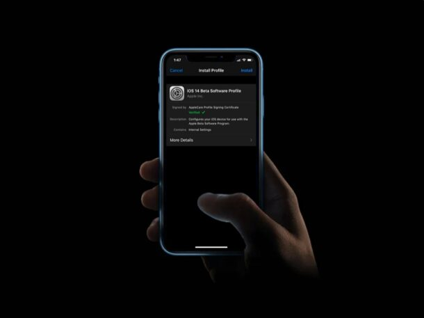 How to Install iOS 14 Beta Without Developer Account