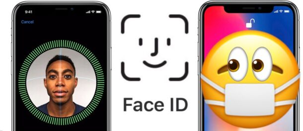 How to Use Face ID with Face Mask