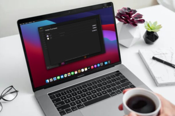 How to Manage Hidden Purchases on Mac