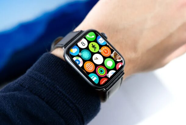 How to Hide or Show Apps on Apple Watch