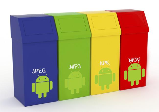 Android, Aplikasi Android, Google Play, Dumpster