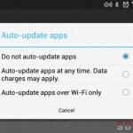 Cara mematikan Update Otomatis Aplikasi Android, Automatic Update, Google Play Store