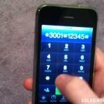 iPhone, Kode Rahasia, iOS