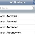 Kontak Telepon, iPhone, iOS 8.3, Tips iOS