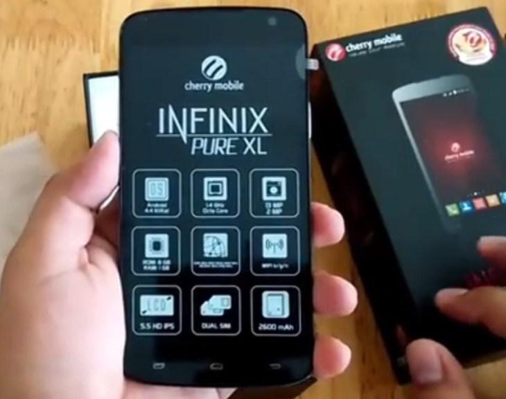 Cara Mengatasi Infinix Pure XL Bootloop
