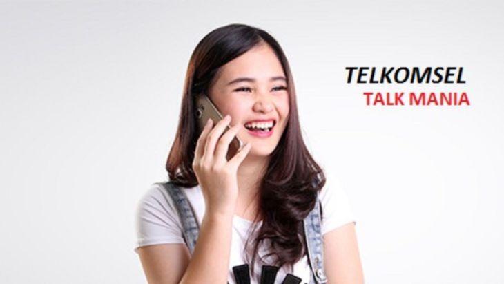 Tips Daftarkan Paket Murah Nelpon TM (Talk Mania) Simpati