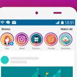 Tips Mudah Membuat Bingkai Story Instagram Berwarna Pelangi