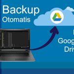 Cara Backup Data Ke Penyimpanan Online
