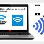 Cara Memancarkan Hotspot pada Laptop