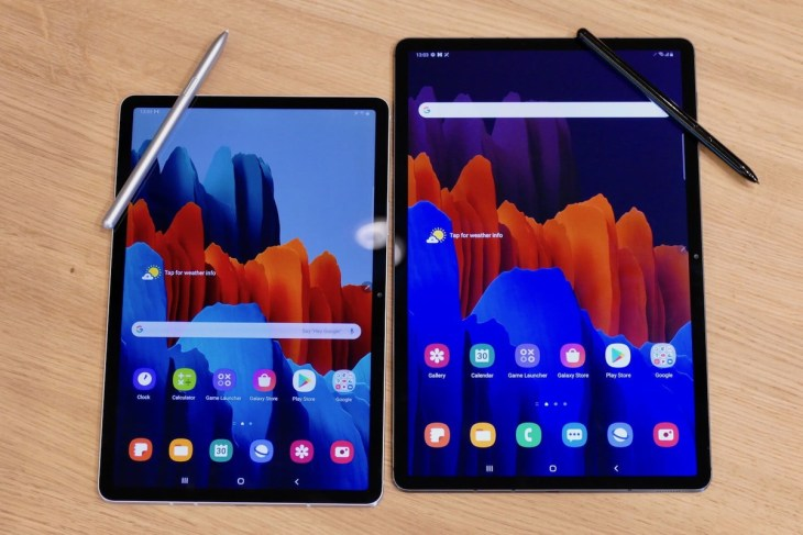 Masuk Indonesia, Inilah Harga Galaxy Tab S7 dan Tab S7