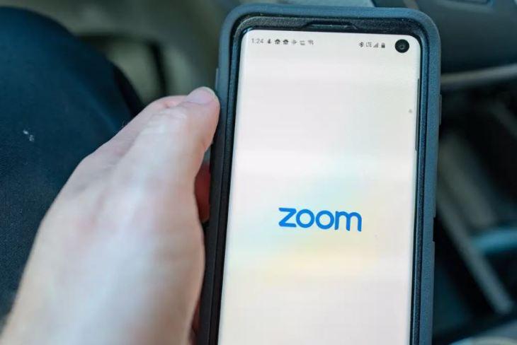 Hapus Akun Zoom di Android