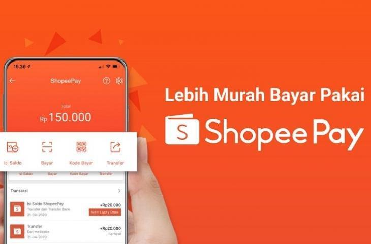 Lebih Murah Bayar Pakai ShopeePay