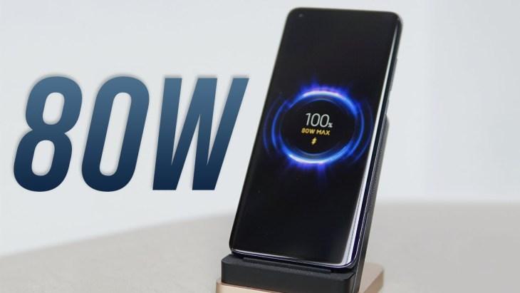 Charger Wireless 80W Xiaomi