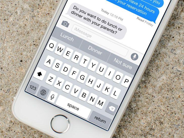 Mengbah Bahasa Keyboard iPhone dan iPad