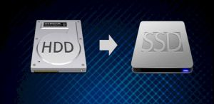Ganti Hardisk HDD Menjadi SSD
