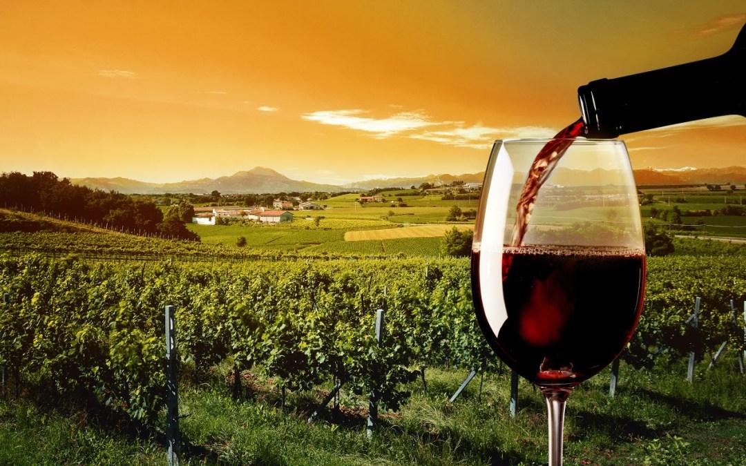 OOW18: California Wine Tour