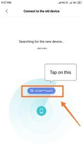 data transfer app