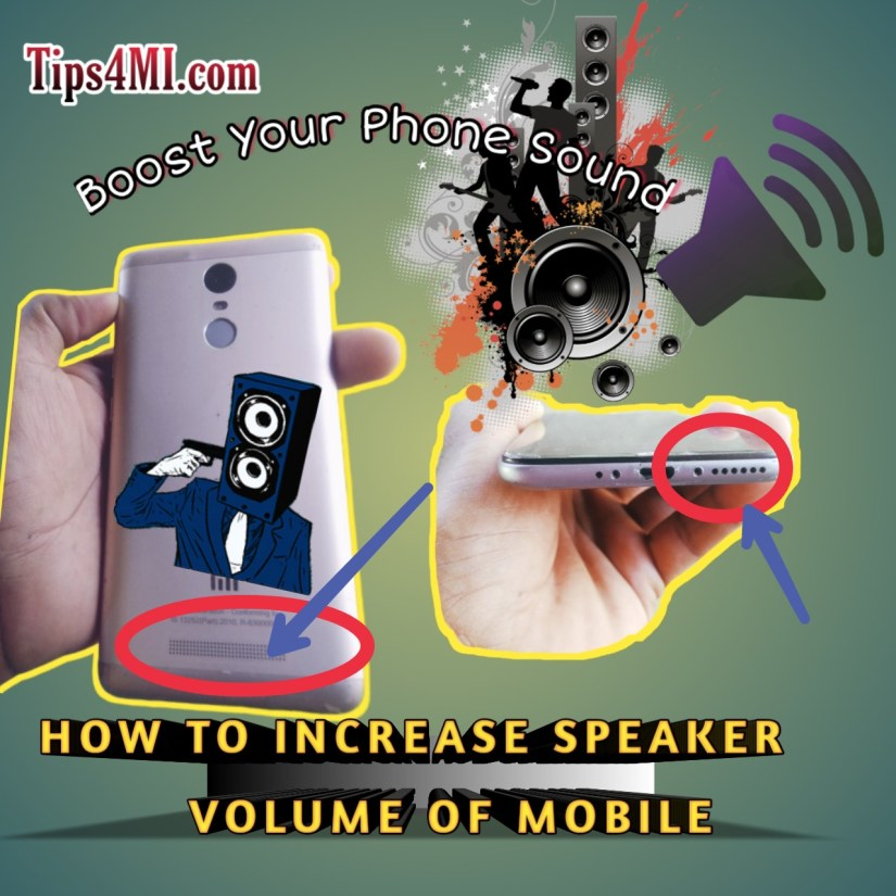How to Increase speaker Volume of Mobile