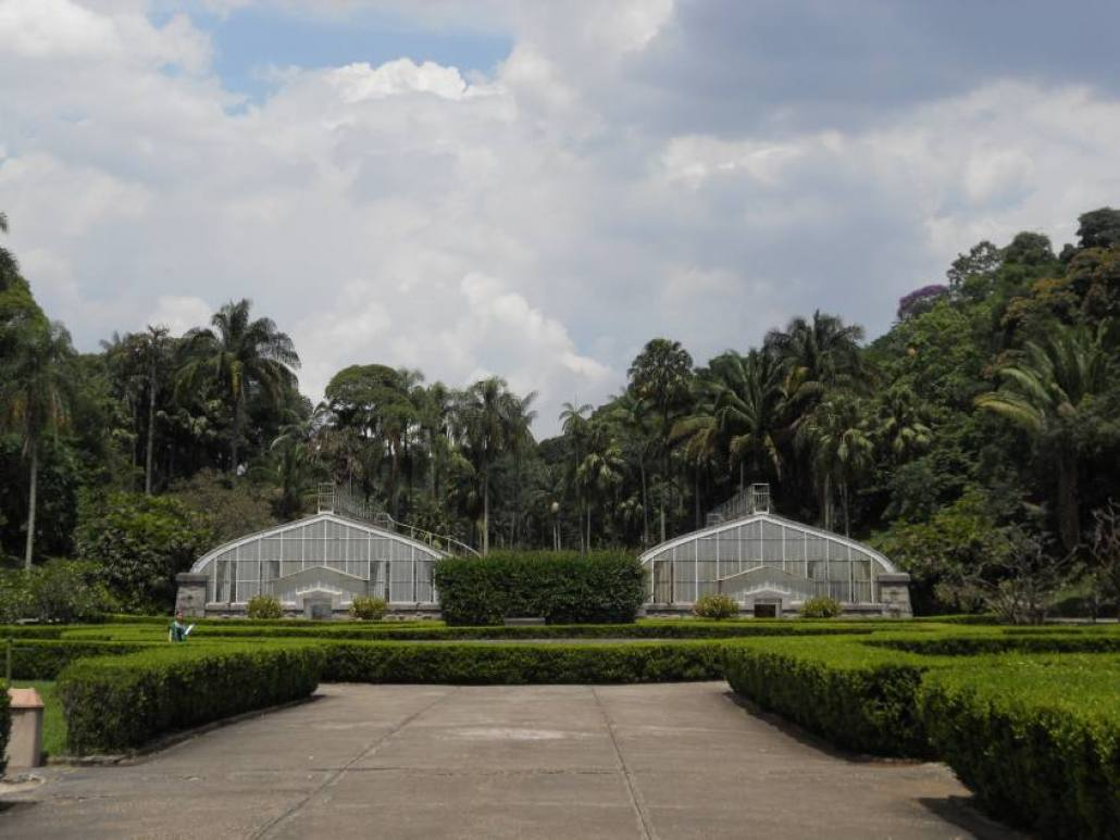 Serre Parco Botanico San Paolo