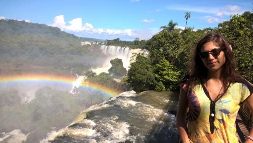 Le Cascate di Iguazù dal lato argentino