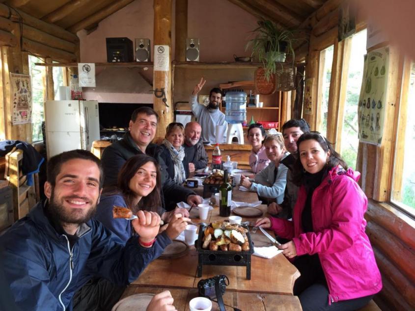 Asado al Tour in 4x4 ad Ushuaia