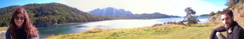 Parco Nazionale El Fin del Mundo ad Ushuaia Tierra del Fuego