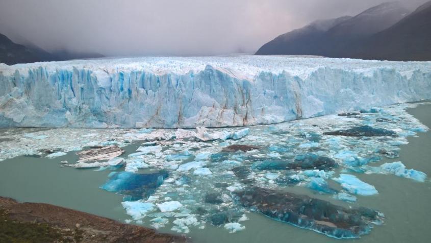 Ghiacciaio Perito Moreno visto da lontano