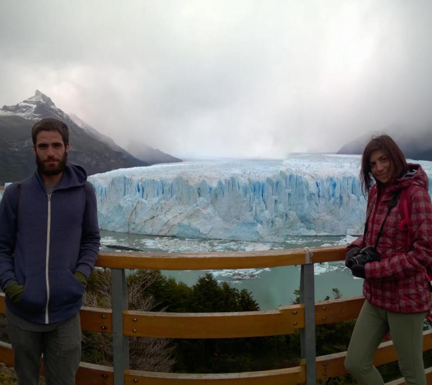 Ghiacciaio Perito Moreno e lago Argentino El Calafate